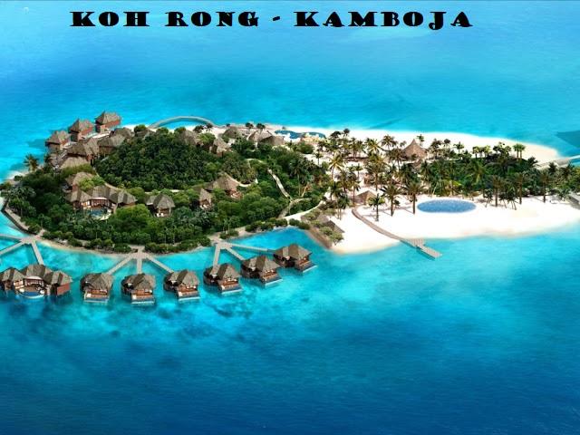 Koh Rong - Kamboja