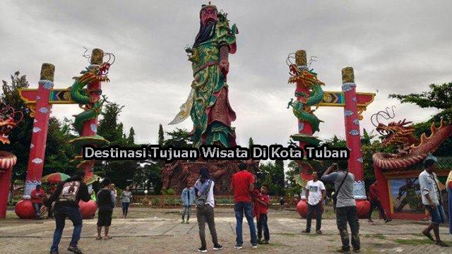 Destinasi Tujuan Wisata Di Kota Tuban