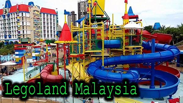 Wahana Permainan di Legoland Malaysia, Paling Populer
